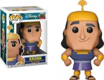 Funko Pop! A Nova Onda Do Imperador - Kronk 360 Disney
