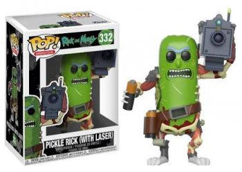 Funko Pop! Animation: Rick And Morty - Pickle Rick #332