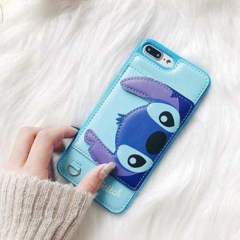 Capinha Case Capa Lilo E Stitch 3d Luxo Para Iphone X