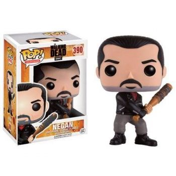 The Walking Dead Boneco Negan Pop Funko 10cms #390