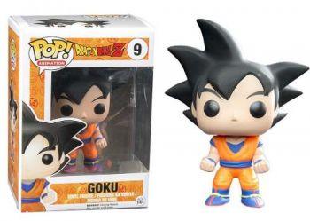 Dragon Ball Z - Boneco Son Goku 09 Animation Funko Pop 10cm