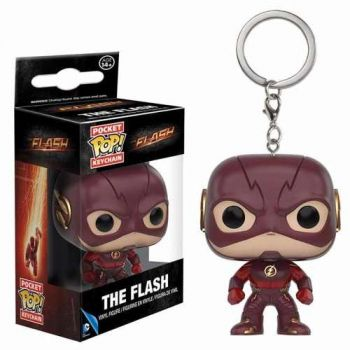 Chaveiro The Flash - Série - Dc - Pop! Funko