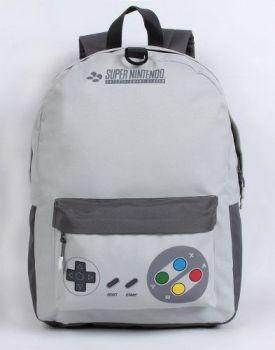 Mochila G - Nintendo Snes Com Fone De Ouvido Dermiwil 11546