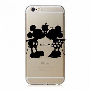 Capinha Case Capa Acrílico Iphone 5 5s, 5c Disney Mickey
