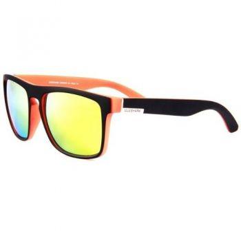 Óculos De Sol Esportivo Bike Speed Queshark Holbrook Laranja