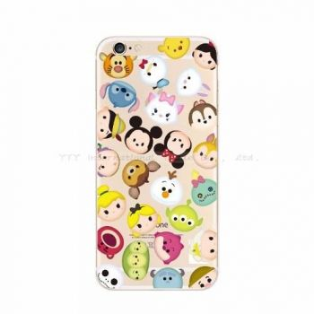 Capinha Case Capa Acrílico Iphone 6 Disney Mickey Sulley