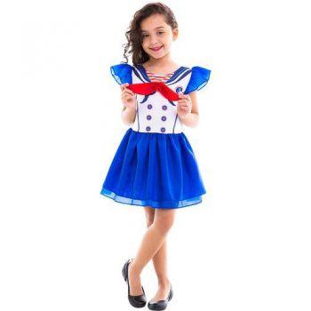 Fantasia Marinheira Infantil Fantasia Carnaval