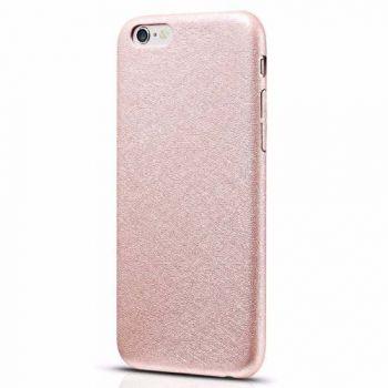 Capa Case Capinha Couro Premium Apple Iphone 6 Rosa Luxo