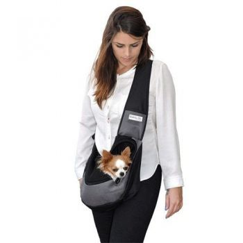 Bolsa Conforto Transporte Cães Cachorros Bichinhochic - M