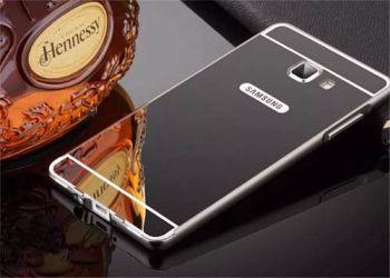Capa Capinha Espelhada Celular Samsung Galaxy A7 2016 A710