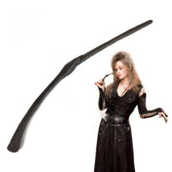 Varinha Harry Potter- Bellatrix Lestrange - Alta Resistência