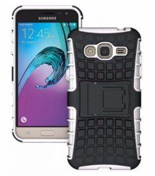 Capa Case Anti-shock Impacto Samsung Galaxy J3 J320 2016 Top - Branca
