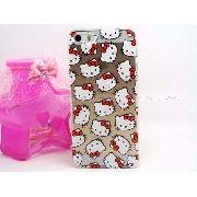 Capinha Case Capa Acrilico Iphone 5 Hello Kitty Melancia