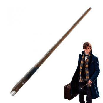 Varinha Newt Scamander - Harry Potter - Animais Fantásticos