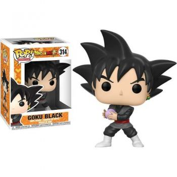 Funko Pop Dragonball Z - Super Goku Black #314