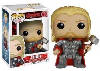 Pop Funko! Thor Vingadores A Era De Ultron #69 - Marvel