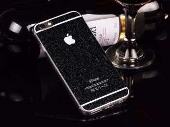 Capa Case Glitter Brilho Moderna Apple Iphone 6 6s