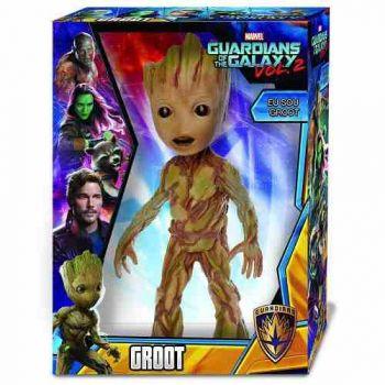 Boneco Novo Baby Groot Mimo Guardiões Galaxia Da Marvel Mimo