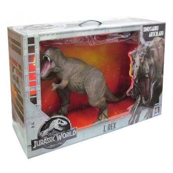 Dinossauro T-rex Gigante Jurassic World Mimo