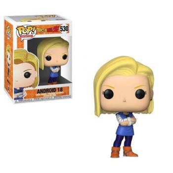 Funko Pop Dragon Ball Android 18