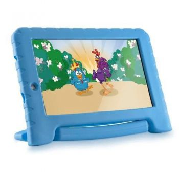 Tablet Galinha Pintadinha Infantil Multilaser Kids Android