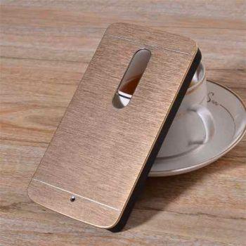 Capa Case Aluminio Motorola Moto G4 Play Motomo