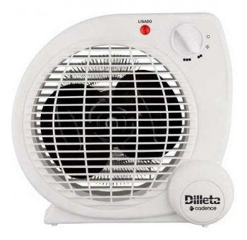 Aquecedor Elétrico Cadence Dilleta, 1500 Watts - Aqc412