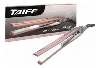 Chapa Taiff Fox Ion 3 Bivolt Profissional 200º 230º 58w 62w