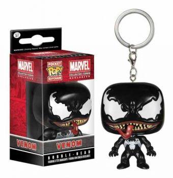 Chaveiro Venom - Homem Aranha - Funko Pocket Pop!