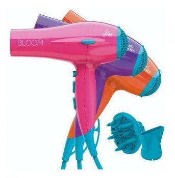 Secador De Cabelos Gama Italy Bloom Íons 2000w + Difusor