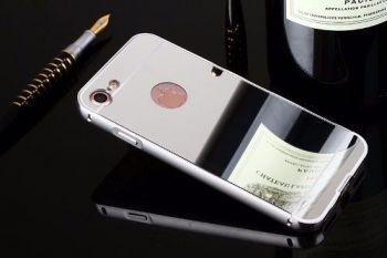 Capa Capinha Anti Impacto Espelhada Iphone 7 8 Plus
