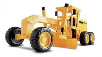 Trator Motoniveladora Still Patrol - 40cm - Roma Brinquedos