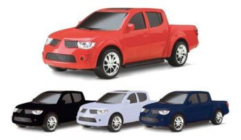 Carrinho Infantil Pick-up Rx Sport - Mitsubishi L200 - Roma