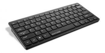 Mini Teclado Slim Usb Tc154 Multilaser