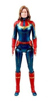 Action Figure Boneca Capitã Marvel Legens 32cm