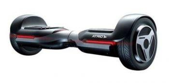 Hoverboard Skate Elétrico Atrio Es176 Com Iluminação