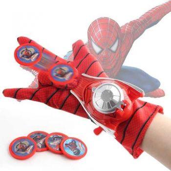 Luva Lança-discos Homem-Aranha Vingadores Marvel