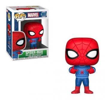 Funko Pop Marvel - Homem-aranha - Spider-man #397