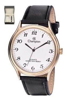 Relógio Masculino Champion Cn20024d Analógico + Pulseira