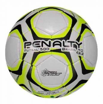 Bola Futebol Futsal Brasil 70 500 Costurada Penalty Original