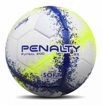 Bola Futsal Infantil Penalty Rx 200 R3 Fusion Viii - Sub 13