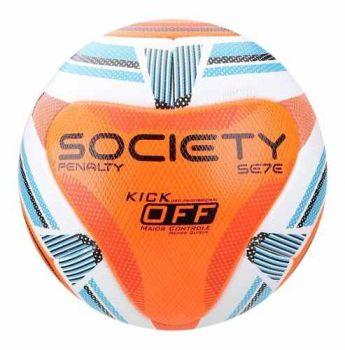 Bola De Futebol Society Penalty Se7e Pró Ko Ix - Original