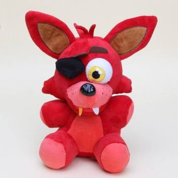 Pelúcia Foxy Five Nights At Freddy's 22cm Fnaf