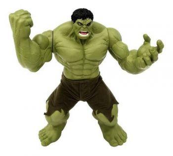 Boneco Hulk Verde Premium Gigante 50cm - Mimo - Disney