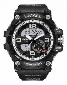 Relógio Masculino Militar Smael Ws1617 Prova D'água