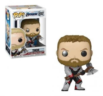 Os Vingadores Ultimato Boneco Pop Funko Thor #452 Original