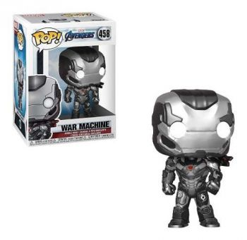 Funko Pop! Marvel: Avengers Endgame - War Machine # 458