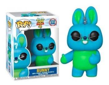 Bunny 532 Toy Story 4 Funko Pop! Disney Pixar Filme Desenho