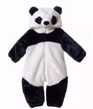 Fantasia Infantil Carnaval Crianca Urso Panda Parmalat Fa005 Em Promocao Na Super25 Tem De Tuuudo Pra Voce