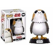 Star Wars Os Ultimos Jedi Boneco Pop Funko Porg # 198